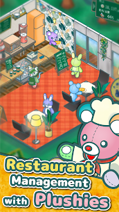Plushies Restaurant Mod Apk 1.1.0 (Lots of Gold Coins/Ingredients) 1