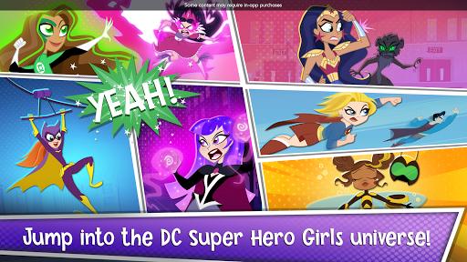 DC Super Hero Girls Blitz 1.4 Screenshots 6