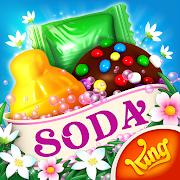 Candy Crush Soda Saga MOD: много ходов