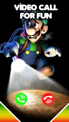 Luigi's Mansion Video Call & Wallpaperのおすすめ画像3