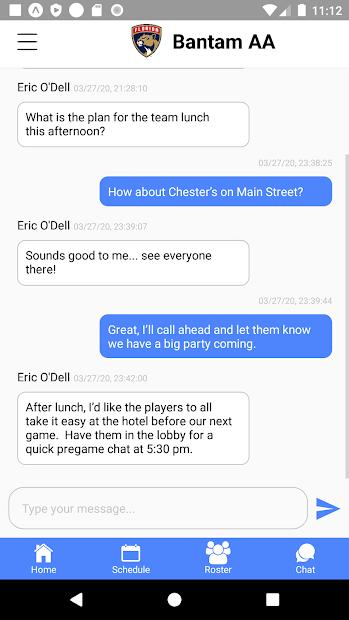 Screenshot 4 de Crossbar para android