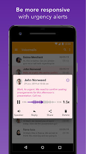 Spark Voicemail