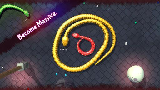 3D Snake . io filehippodl screenshot 6