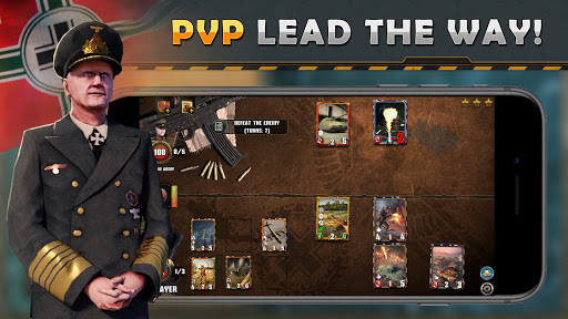 World War II: TCG - WW2 Strategy Card Game screenshots 8