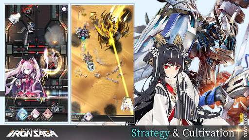 Iron Saga u2013 Battle Mech screenshots 12