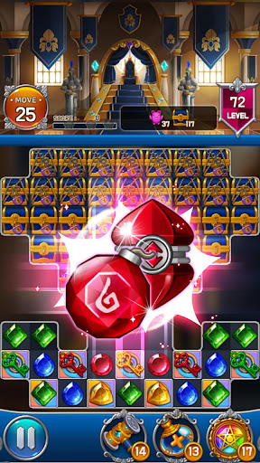 Jewel Royal Castle: Match3 puzzle 1.7.1 screenshots 3