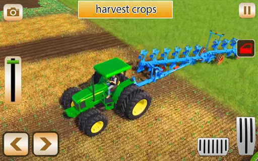 heavy tractor drive 3d:village simulator screenshot 2