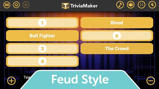 TriviaMaker - Quiz Creator, Game Show Trivia Maker 6.1.3 screenshots 7