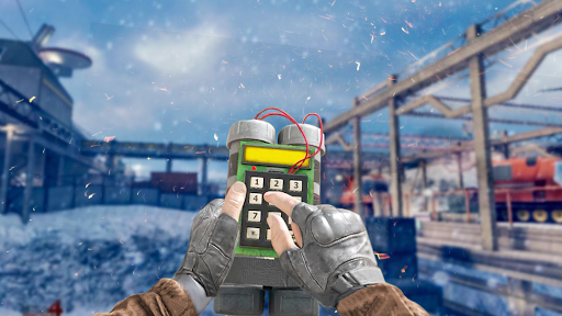 FPS Shooting Games: Army Commander Secret Missions  screenshots 5