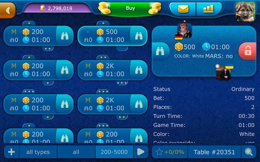 Backgammon LiveGames - live free online game 4.01 screenshots 22