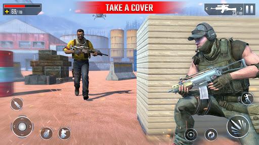 Modern Encounter Strike Commando Mission Game 2020  screenshots 6