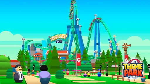 Idle Theme Park Tycoon - Recreation Game  Pc-softi 1