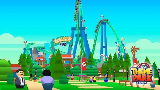 Idle Theme Park Tycoon - Recreation Game 2.5.8 (MOD, Unlimited Money)