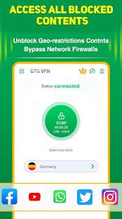 GTG VPN Fast Free Proxy