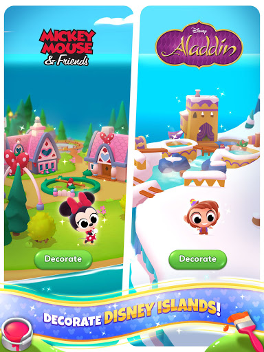Disney Getaway Blast: Pop & Blast Disney Puzzles screenshots 3