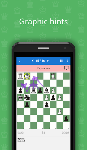 Mate in 1 (Chess Puzzles) 1.3.10 pic 2