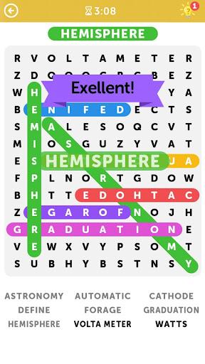 Word Search 1.4.10 screenshots 11
