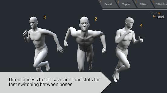 El Pose 3D 1.0.7 Screenshots 6