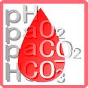 血液ガス分析とガンマ計算機