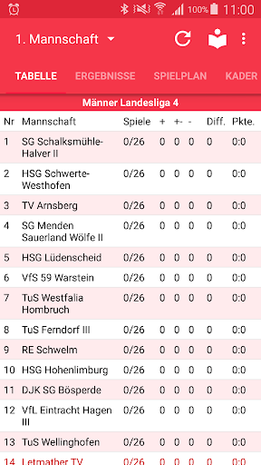 letmather tv handball screenshot 1