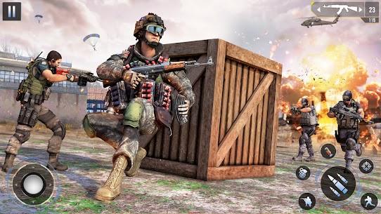 Anti Terrorist offline Shooting Games 2021 – ATSS 1