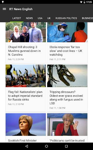 RT News 3.5.41 Screenshots 17
