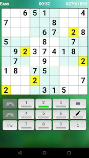 Sudoku offline 1.0.27.9 Screenshots 10