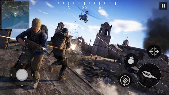 Critical Strike : Offline Game Apkfinish screenshots 11