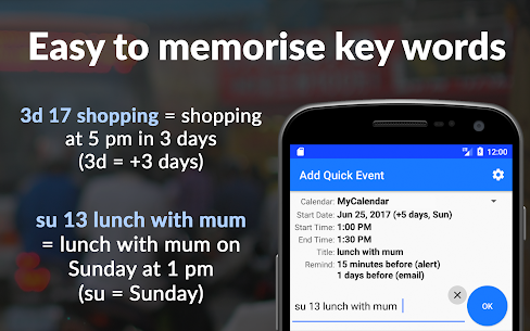Add Quick Event  App Download For Pc (Windows/mac Os) 2