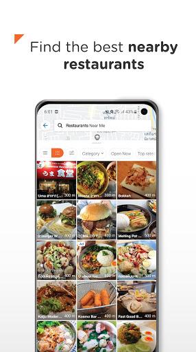 Wongnai: Restaurants & Reviews apktram screenshots 8