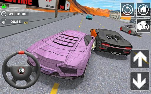 City Furious Car Driving Simulator 1.7 screenshots 4