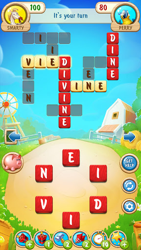 Word Farm Scapes: Free Word Game  screenshots 1