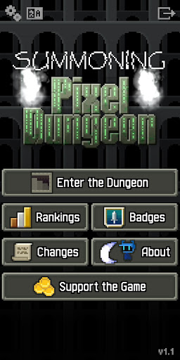 Summoning Pixel Dungeon 1.1.5b screenshots 1