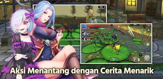 Aurora 7 Indonesia Mod Apk (Damage Multiplier/Dumb Enemy) 4