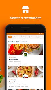 Pyszne.pl u2013 order food online 7.10.3 Screenshots 2