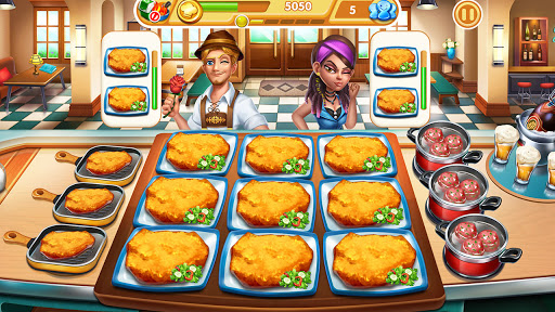 Cooking City: frenzy chef restaurant cooking games 1.90.5031 screenshots 2