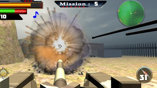 Army Tank Mission – Real Shooting 3D Tank Stars Hack Online (Android iOS) 2
