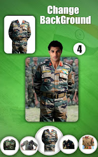 Indian Army PhotoSuit Editor 2020-Army Suit Editor