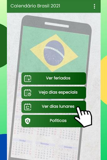Calendu00e1rio Brasil 2021 Gru00e1tis android2mod screenshots 7