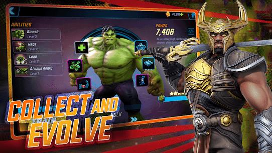 MARVEL Strike Force  Squad RPG Apk 5