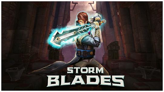 Baixar Stormblades MOD APK 1.5.0 – {Versão atualizada} 1