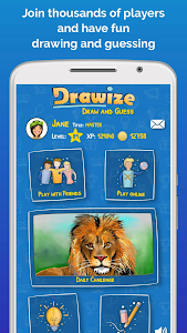 Drawize - Draw and Guess 3.0