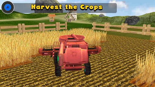 Tractor Farming Driver : Village Simulator 2020 2.3 screenshots 6