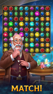 Clockmaker: Match 3 Games! Three in Row Puzzles 54.0.1 Apk + Mod 4