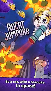 Rocat Jumpurr - Schermata del crawler dei mostri esilaranti