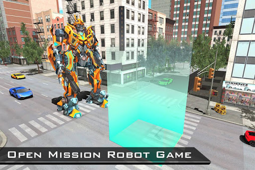 Shark Robot Transforming Games - Robot Wars 2019 screenshots 4