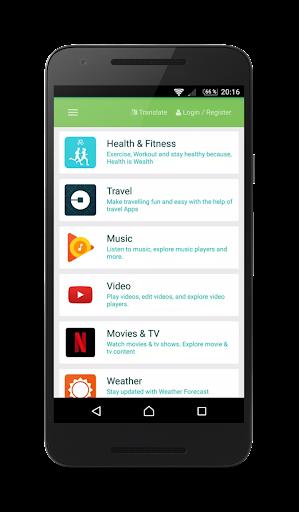 APK Download - Apps and Games  screenshots 4