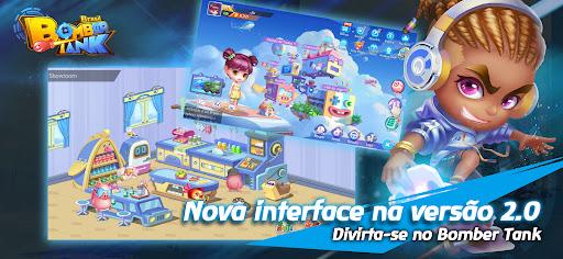 Bomber Tank - Jogo de tiro clássico com amigos  screenshots 1