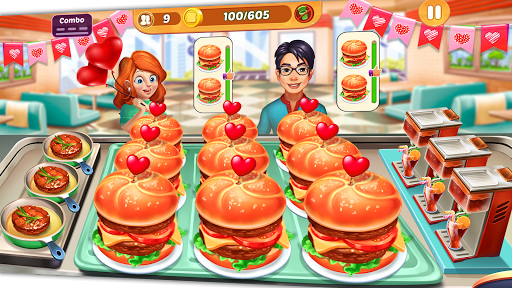 Cooking Crush: New Free Cooking Games Madness 1.3.7 screenshots 2