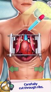 ER Heart Surgery Simulator : Doctor Games 2021 2
